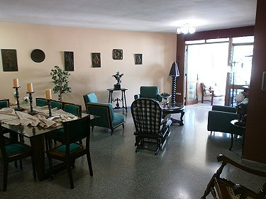 Salon, otra vista